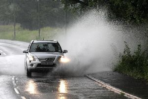 A yellow warning has been put in place as heavy rain and thunderstorms are set to hit Yorkshire.