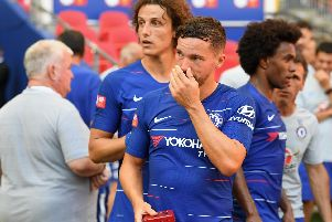 David Luiz and Danny Drinkwater could both leave Chelsea