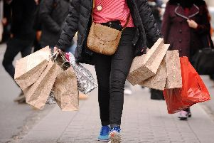 Retailers are facing a challenging environment, according to the BRC, Picture: PA