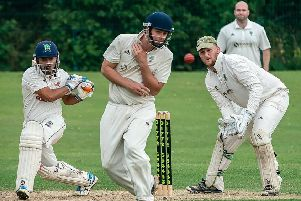 Punit Bisht helped Garstang to victory against Kendal     Picture: Tim Gilbert/Preston Photographic Society