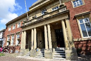 The Assembly Rooms in Dicconson Terrace is the new home of Lytham Library
