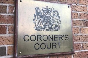 The inquest opened this morning at Chesterfield Coroner's Court.