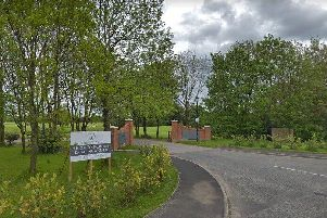 The entrance to The Laurels on Preston Road, where the touring caravan site would have been located (image: Google Street View)