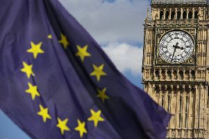 Britain is now due to leave the EU on October 31.