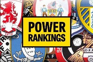 Power Rankings: Sheffield Wednesday top the embryonic Yorkshire rankings
