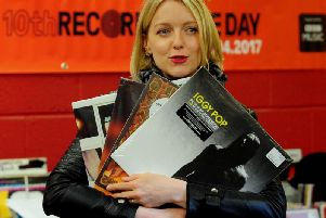 Lauren Laverne has displayed a style that is intelligent, assured, sensitive and thoughtful.