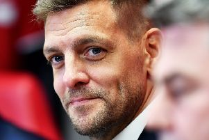 Jonathan Woodgate: Faces brother-in-law.