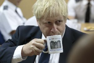 Boris Johnson had much to ponder during his visit to HMP Leeds this week.