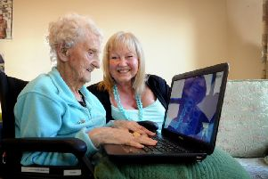 Skyping patients was one of the measures that could save the NHS 10m
