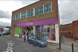 Paul Teece broke into the Scope charity shop in Wakefield city centre and ransacked the premises after being turned down for a job interview to work there.