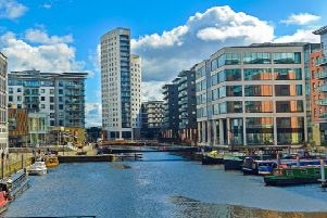 The weather in Leeds is set to be a mixed bag on Monday 19 August, with sunshine and cloud