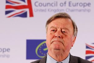 As Father of the House of Commons, there are calls for Ken Clarke to become an interim PM to stop a no-deal Brexit.