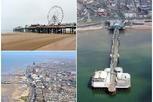 Blackpool's piers under the spotlight as green conference coming to resort