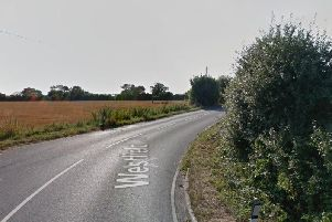 Westfield Lane, Hook, has been branded East Yorkshire's 'most dangerous road''Picture: Google Maps