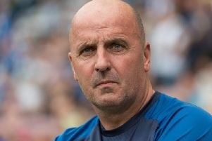 Not happy - Wigan manager Paul Cook