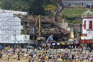 Flamingo Land has been selected as the preferred bidder for the former Futurist Theatre site which was cleared last year at a cost to Scarborough Borough Council of 4m.
