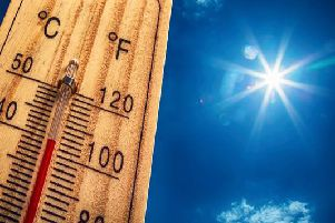 The past few days have seen a surge in temperatures, with bright skies and record-breaking temperatures - but this is when the heatwave will end