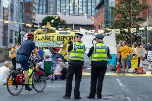 Extinction Rebellion protests cost West Yorkshire Police nearly 200,000