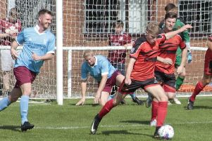 Garstang were beaten by Emley AFC at the Riverside on Saturday