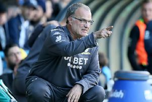 Leeds United manager Marcelo Bielsa (PIcture: PA)