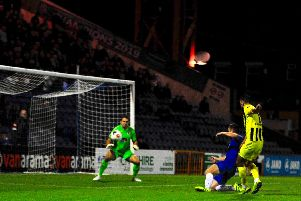 The free-scoring Jordan Williams gives Fylde hope at Stockport County