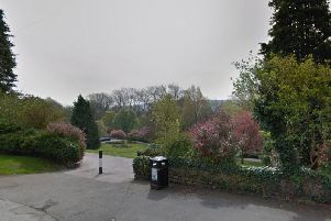 Detectives are investigating three linked knifepoint robberies in Wharfemeadows Park in Otley (Photo: Google).
