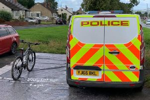 Motorists were offered an educational course if they overtook the police cyclists too closely.