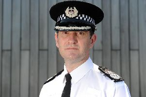 West Yorkshire Police Chief Constable John Roberts has expressed his disappointment at his officers being used as a 'backdrop' to Prime Minister Boris Johnson's political speech at the force's headquarters in Wakefield yesterday.