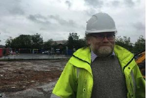 Glyn Davies of ArcHeritage spoke to the Derbyshire Times about what has been discovered so far at the site. Click the link below to watch an interview with him.