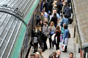 Performance by the region's two main rail operators continues to deteriorate.