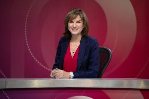 Should Fiona Bruce be replaced as the host of Question Time?