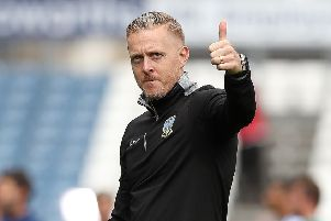 Sheffield Wednesday manager Garry Monk: Winning start.